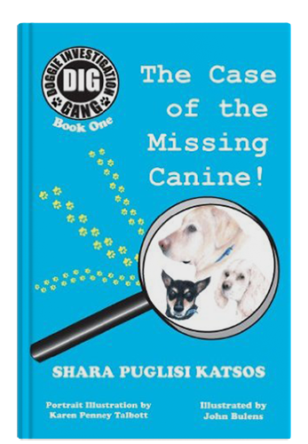 The Missing Canine by Shara Theresa Katsos