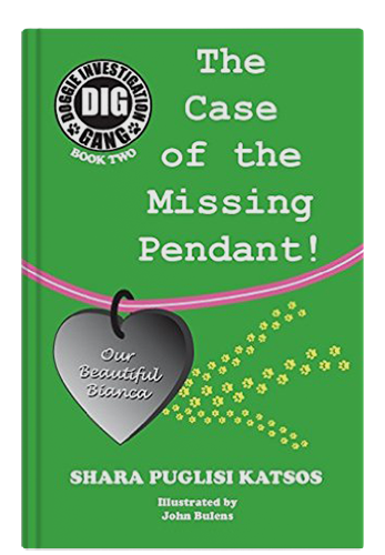 The Missing Canine Pendant by Shara Theresa Katsos