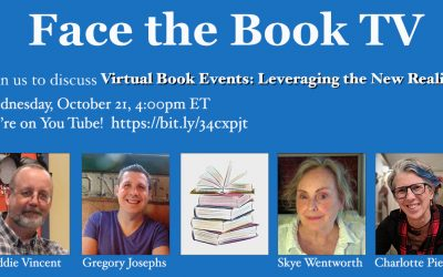 Virtual Book Events: Leveraging the New Reality
