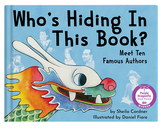 Who's Hiding In This Book? by Sheila Cordner