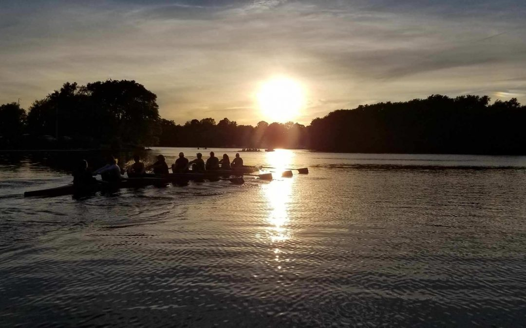Gratitude to our first distributor, Rowing Chat