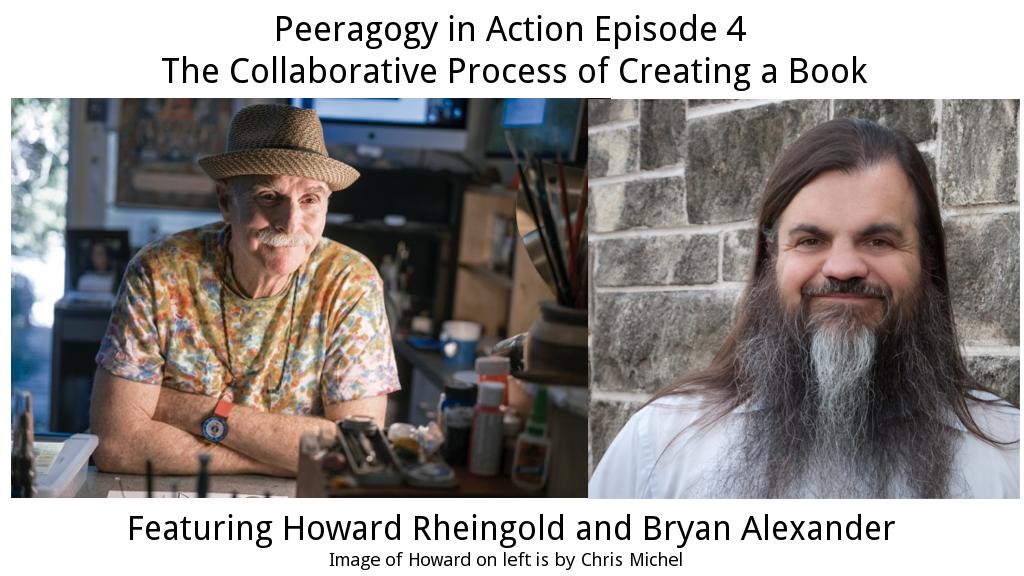 Peeragogy In Action #4: Collaborative Book Creation