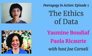 Peeragogy In Action #5: The Ethics of Data