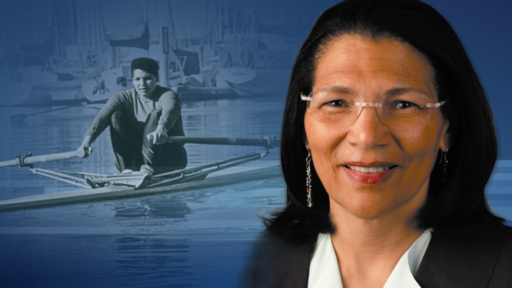 Groundbreaking Olympian Anita DeFrantz