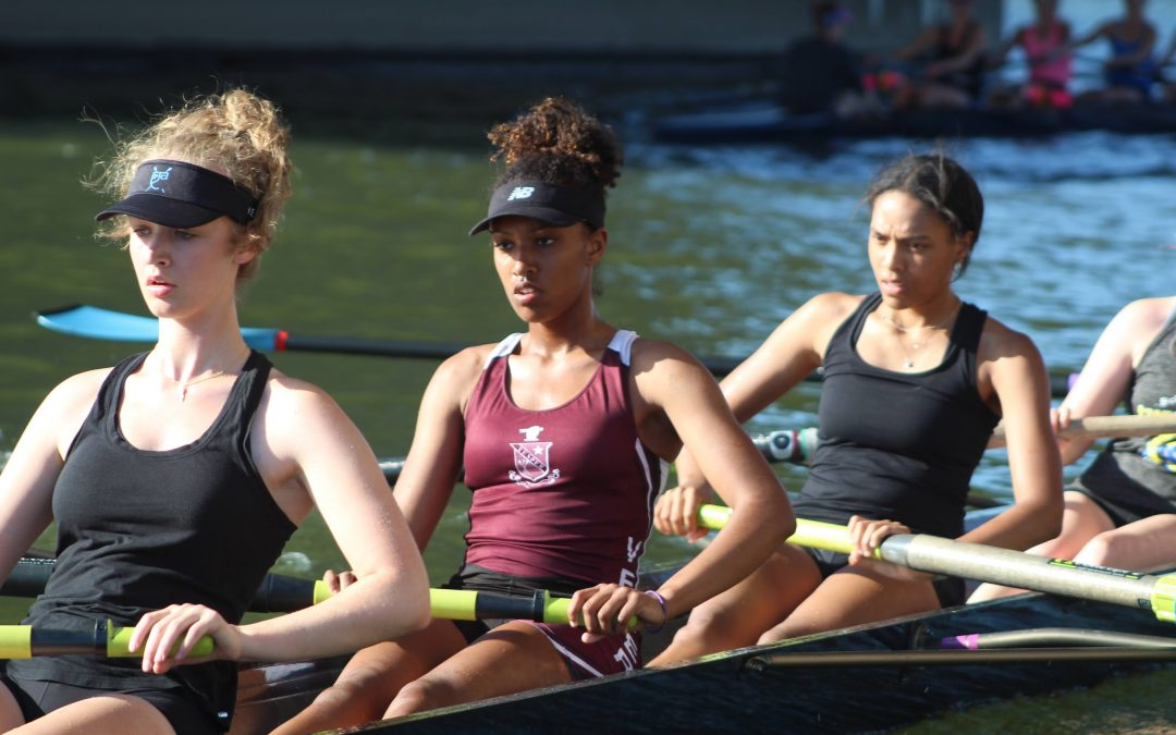 Rowing to College